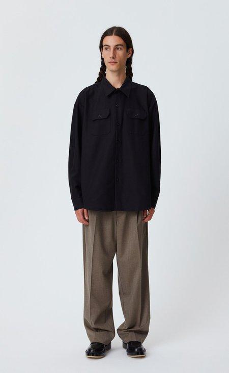 mfpen Excess shirt - black