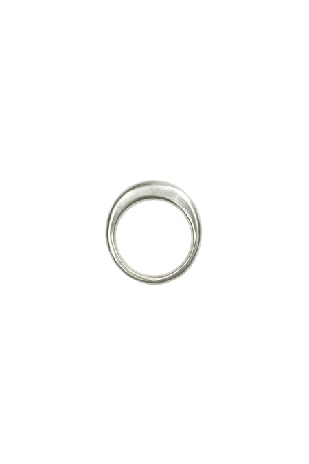 Ordinary Objects Rise Ring - Sterling Silver