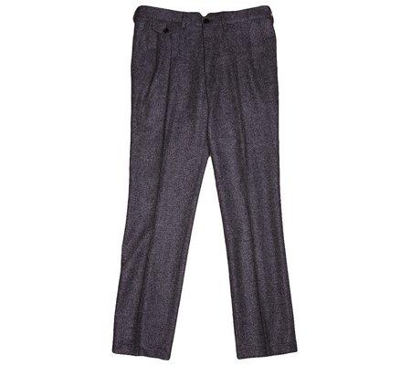 La Paz Palmas Mesc Wool Trouser - Black