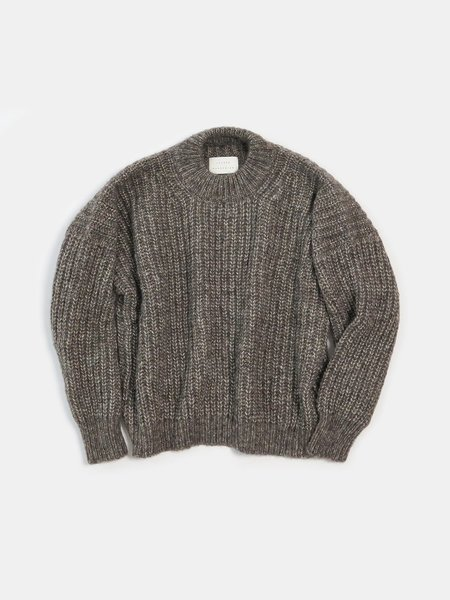 Lauren Manoogian New Fisherwoman Pullover - Ashwood