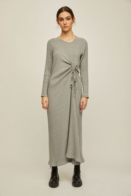 Rita Row Irma Knit Dress - Grey