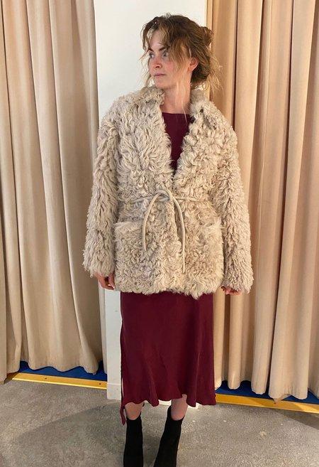Rachel Comey Herald Shearling Coat