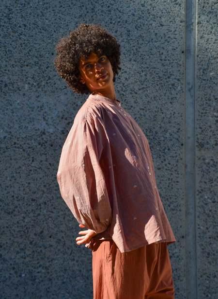 Seek Collective Artist Shirt - canyon triangles