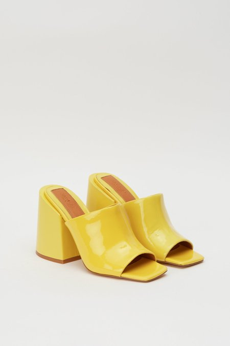 jaggar Solid High Heel - Sunshine