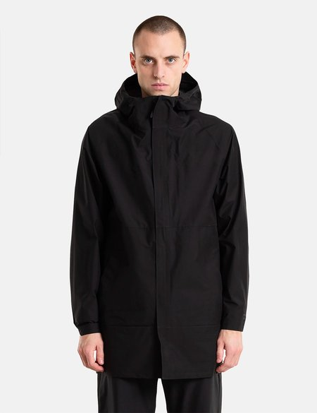 Norse Projects Bergen Shell Gore Tex 2.0 Jacket - Black