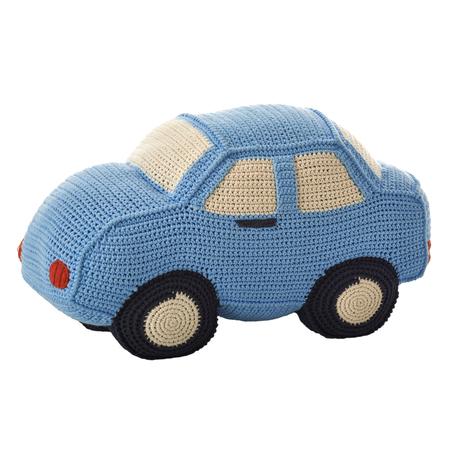 Anne-Claire Petit Blue Toy Big Car - Dodo Les Bobos