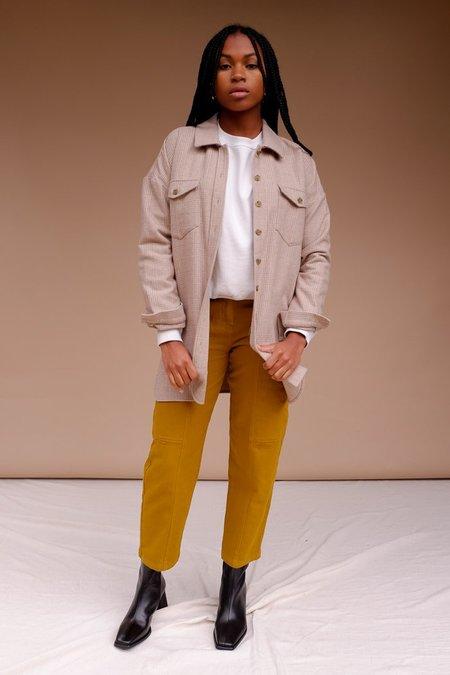 Just Female Pearl Long Shirt