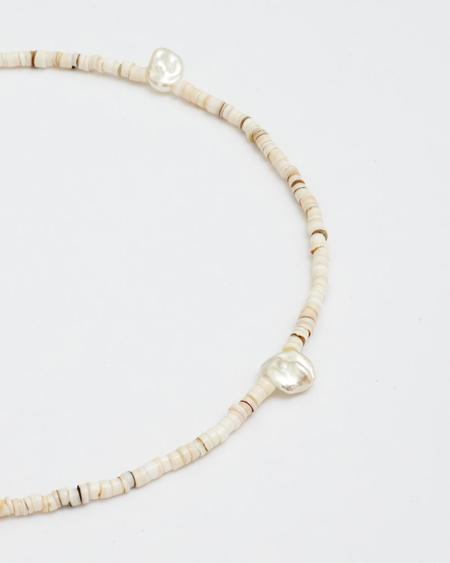 Santangelo Shoom Necklace - Shell