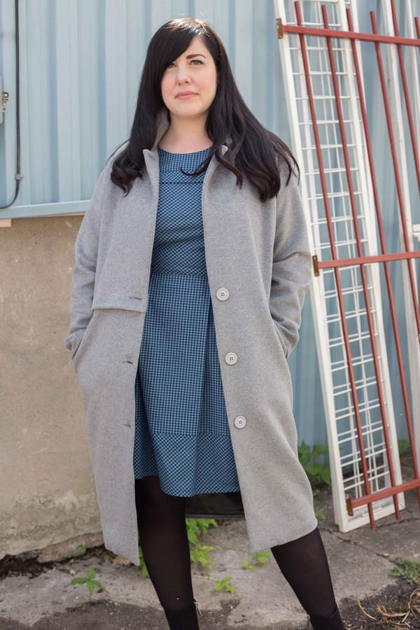 Valérie Dumaine Kenneth Coat - Grey