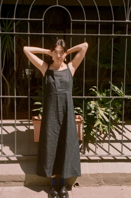 Mimi Holvast Floss Dress - Black