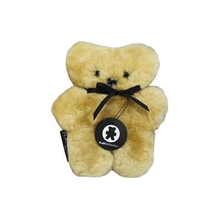 """Kid's Flatout Bear 11"""" Baby Bear Honey - Dodo Les Bobos"""