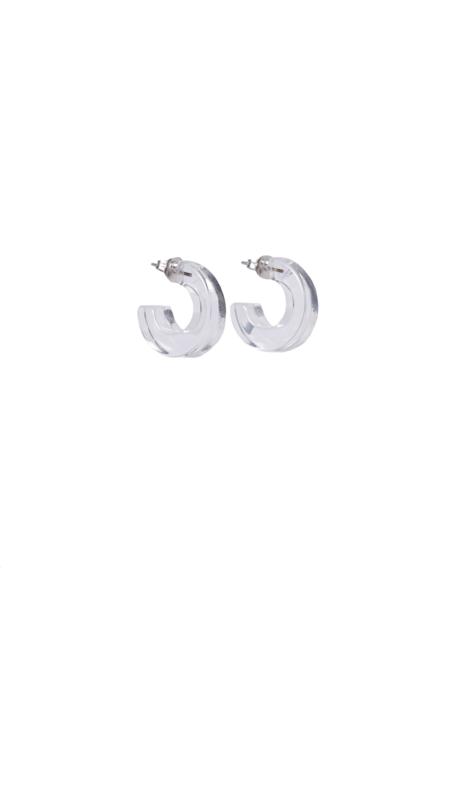 Rachel Comey Cuba Earring - Clear