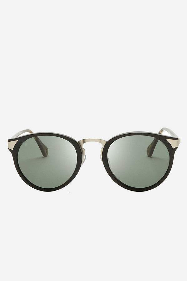 Raen Optics Nera polarized sunglasses in Matte Black/Brindle