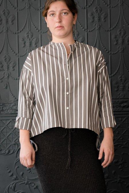 Nico, Nicholson & Nicholson Striped Zeze Shirt - Striped