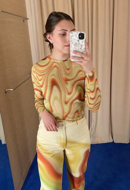 Paloma Wool Dilema Top - Ondas Locas