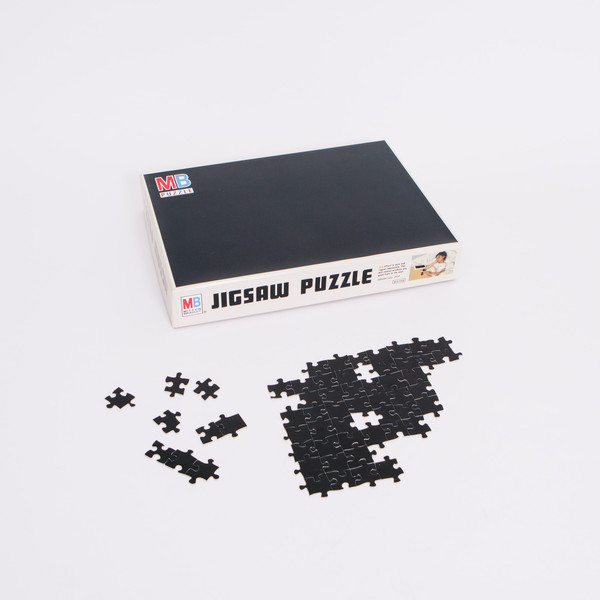 """Shannon Lucy """"Fun and games, the distinguishing mark of an easy life"""" Puzzle"""
