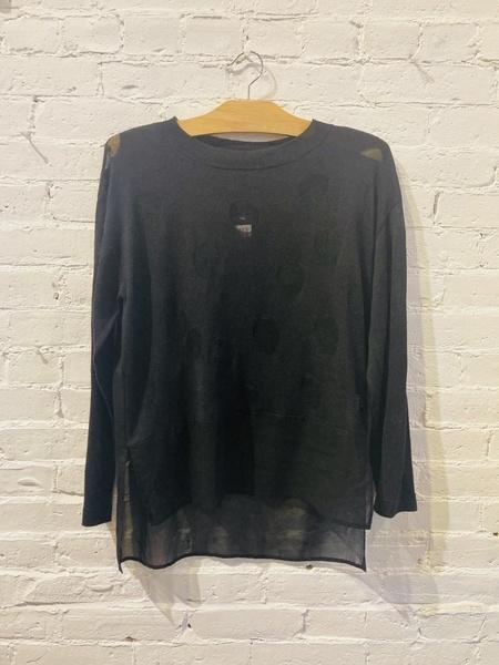 Yoshi Kondo Stick Sweater - Black