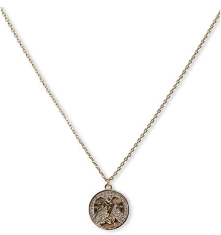 Bracha Guardian Angel necklace - 14k gold filled