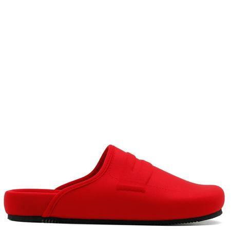 RONE Loafer Mule - Red