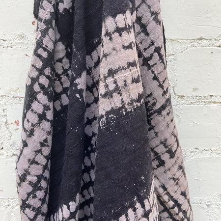 Vintage West African Cloth - Black