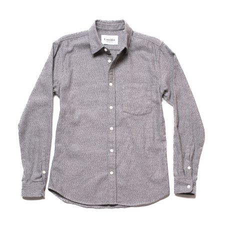 Corridor Heavy Grey Flannel