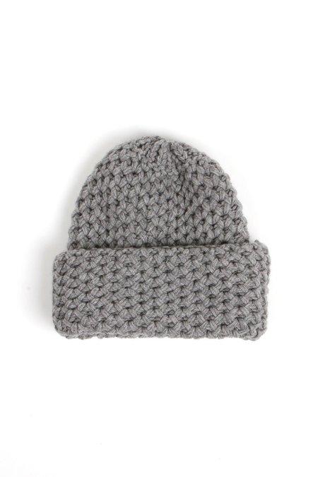 Inverni Knit Hat - Grey