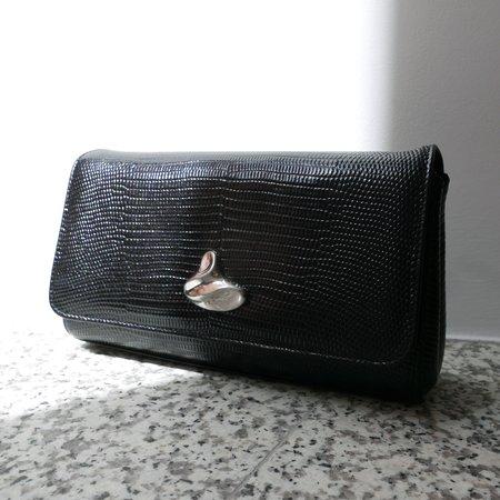 Little Liffner Baguette Mini Swirl Bag - Black