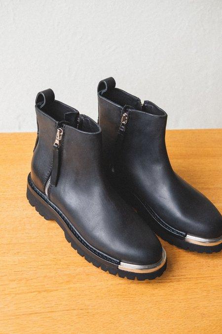 Feit Chunky Metal Zip Boot