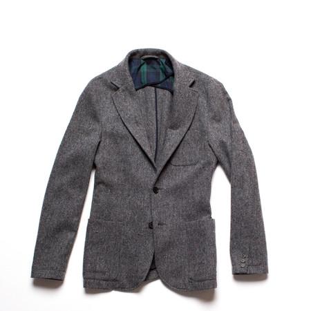 Corridor Wool Nep Blazer