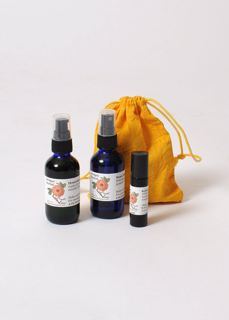 Bridges Herbal Mama Magic Gift Set OIL