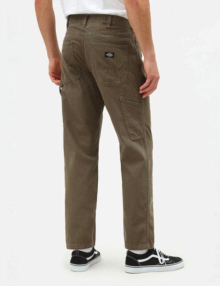 Dickies Fairdale 5 Pocket Carpenter Pant - Dark Olive