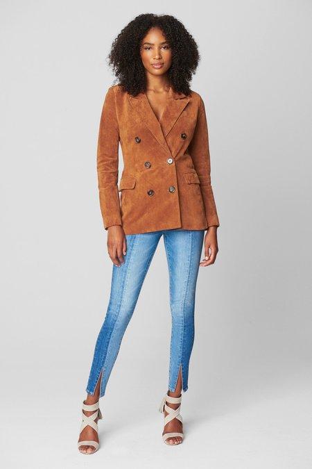 BLANK NYC Sweater Weather Jacket - Tan