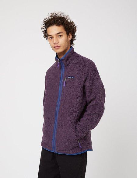 Patagonia Retro Pile Jacket - Piton Purple