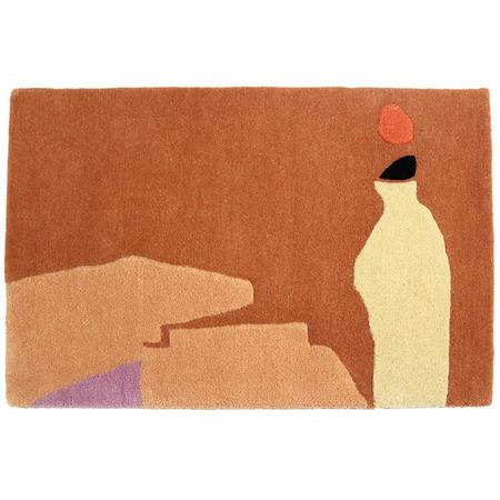 Cold Picnic The Red Sea 2x3 Rug