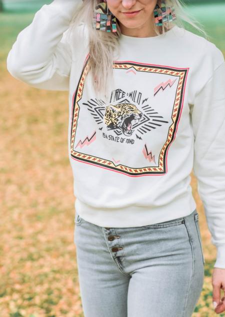 MKT STUDIO State Sweatshirt - White