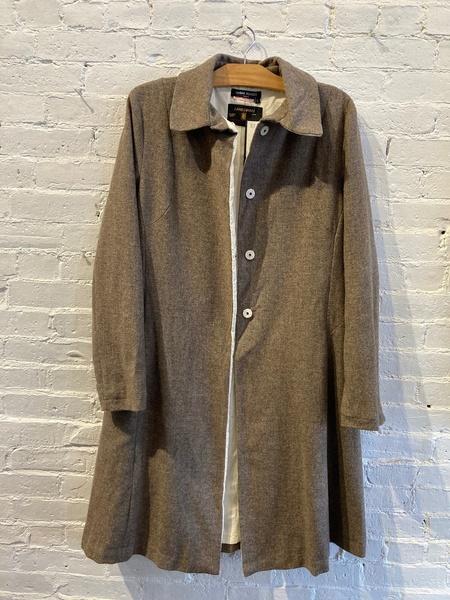 Yoshi Kondo Lambswool  Coat - Large