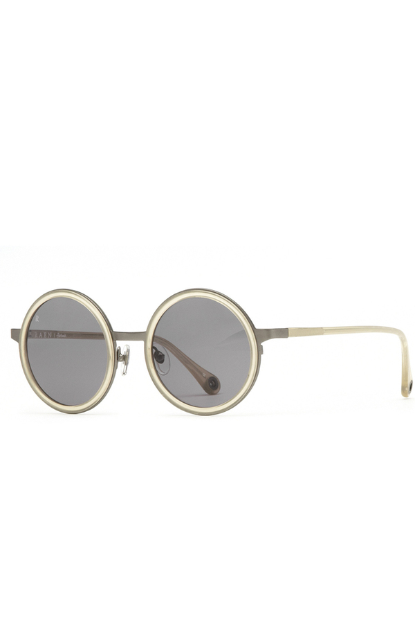 RAEN Fairbank Sunglasses- Ivory