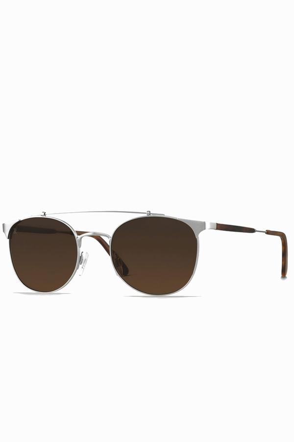 RAEN Raleigh Boeing Sunglasses- Matte Rootbeer