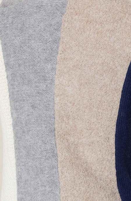 PROPAGANDA AGENCY Multi Yarn Cardigan