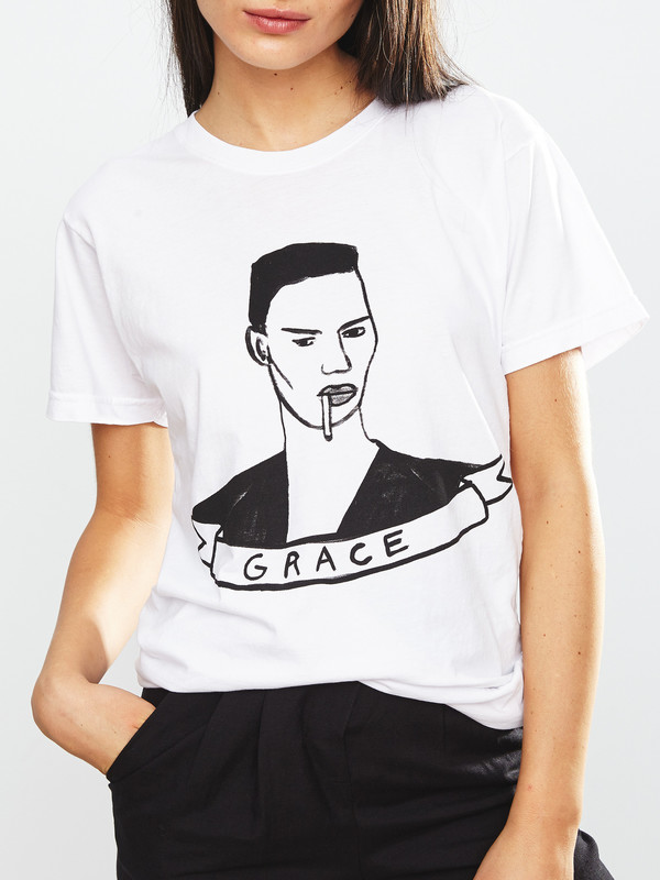 Deerdana Grace Jones Tee