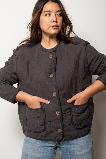 Filosofia Kayla Quilted Jacket - Pebble