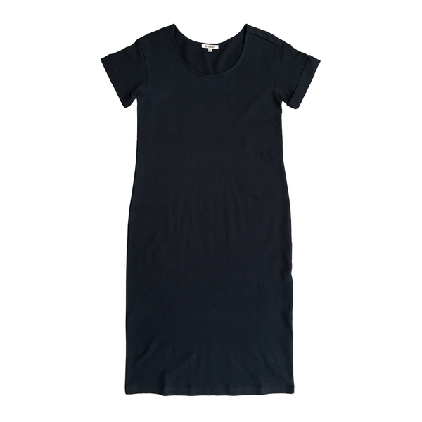 Ali Golden T-Shirt Dress