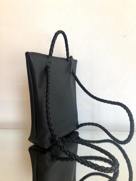 ARA Handbags Bebe Backpack - Black Pebble
