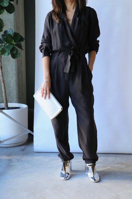 Overlover Hepburn Jumpsuit - Black