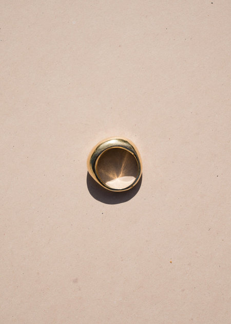 Swim To the Moon Siren Ring