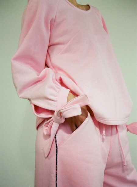 Eliza Faulkner Sophie Sweater - Pink