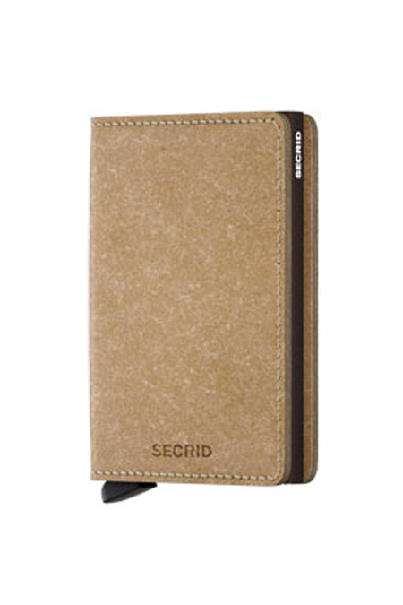 SECRID Slim Wallet - Recycled Natural