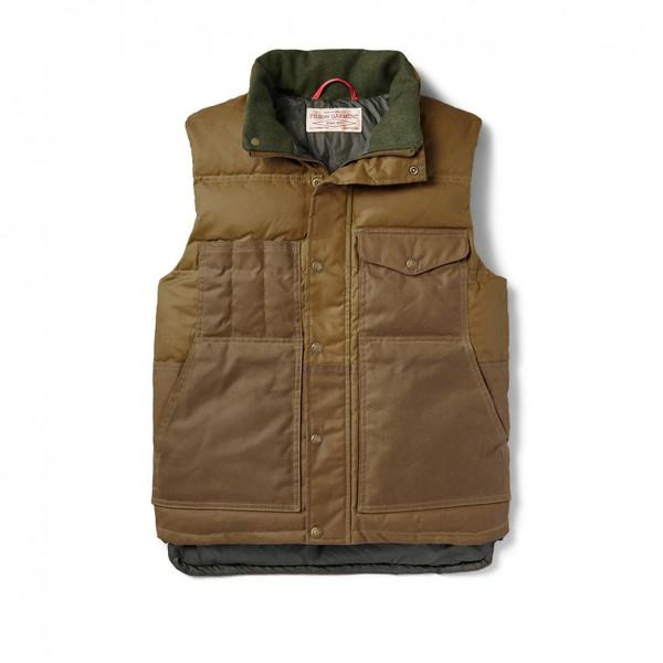 Men's Filson Down Cruiser Vest