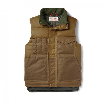 Men's Filson Down Cruiser Vest