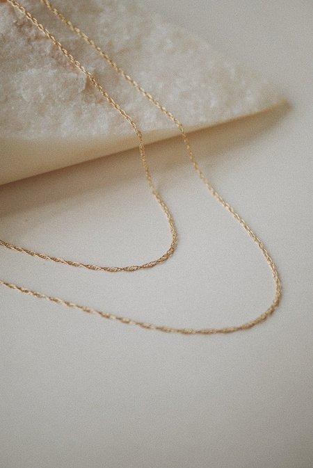 Foe and dear Rope Chain